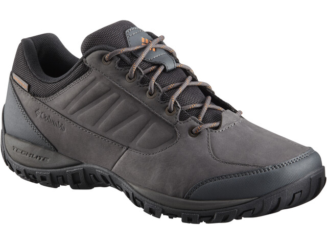 Columbia Ruckel Ridge Plus WP Shoes Herren shark/bright copper